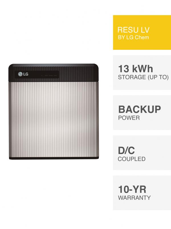 LG Chem RESU LV Battery by PSW Energy