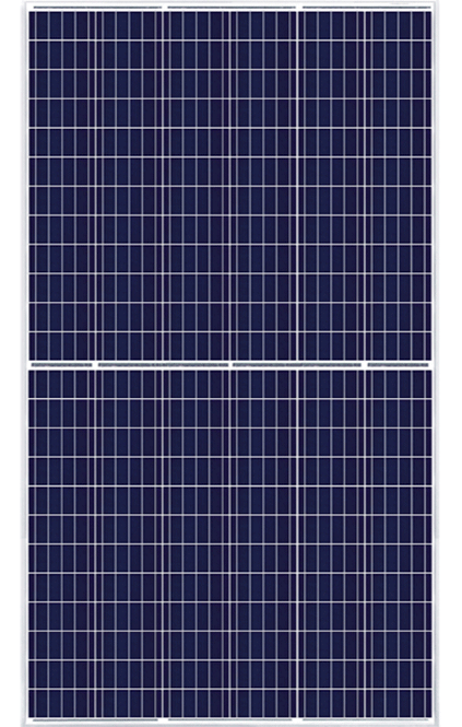 Canadian KuPower Poly Solar Panel