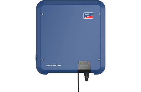 SMA Tripower Inverter
