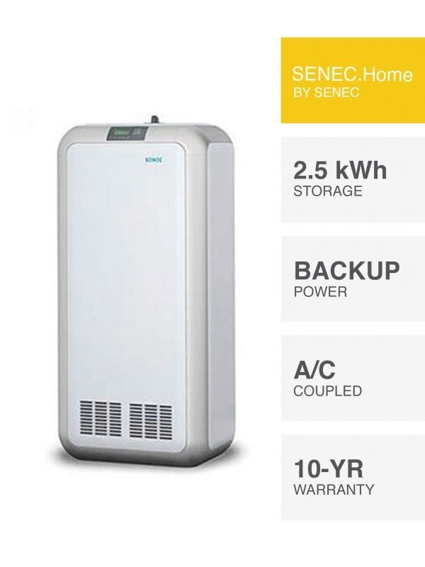 2.5kW SENEC.Home Battery by PSW Energy