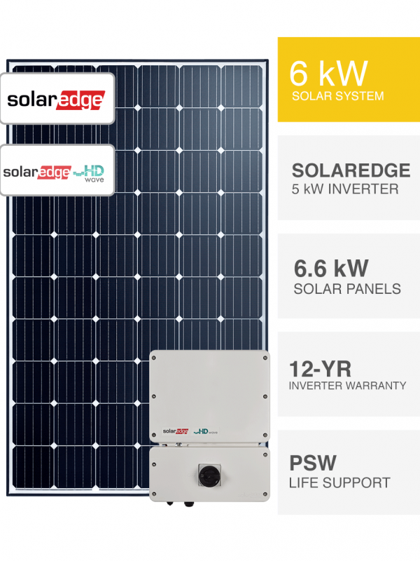 6kW-Solar-System-Packages