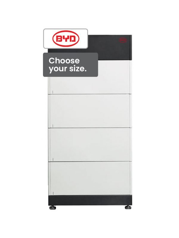 BYD LV Batteries by PSW Energy