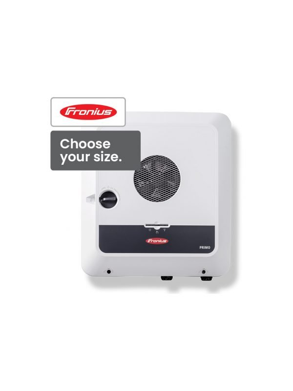 Fronius Primo GEN24 Inverter by PSW Energy