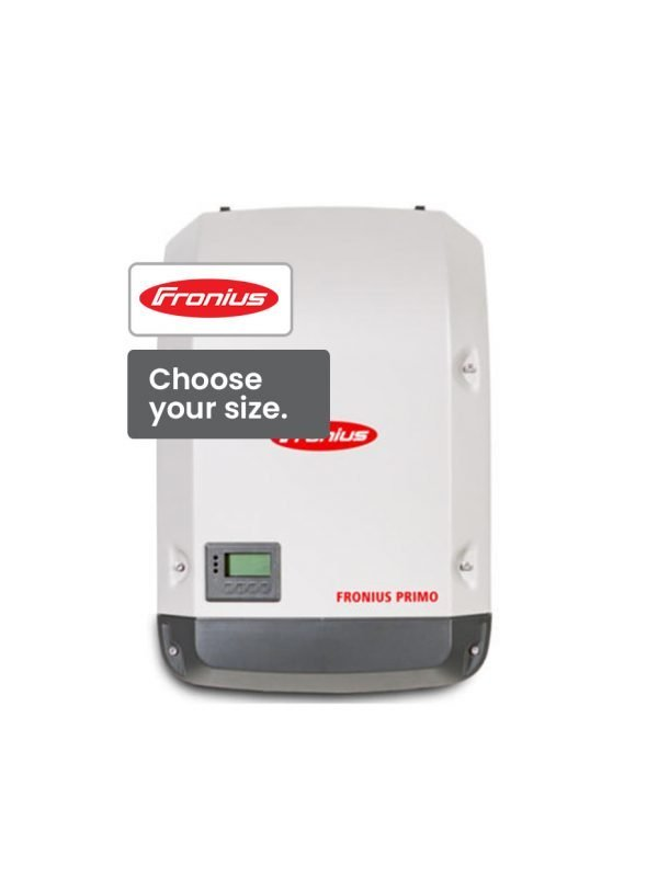 Fronius Primo Inverter by PSW Energy