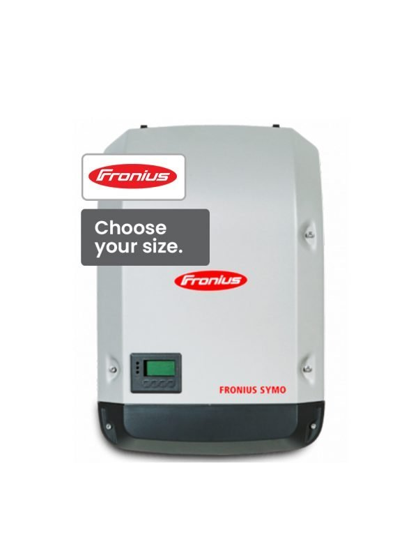 Fronius Symo inverter by PSW Energy