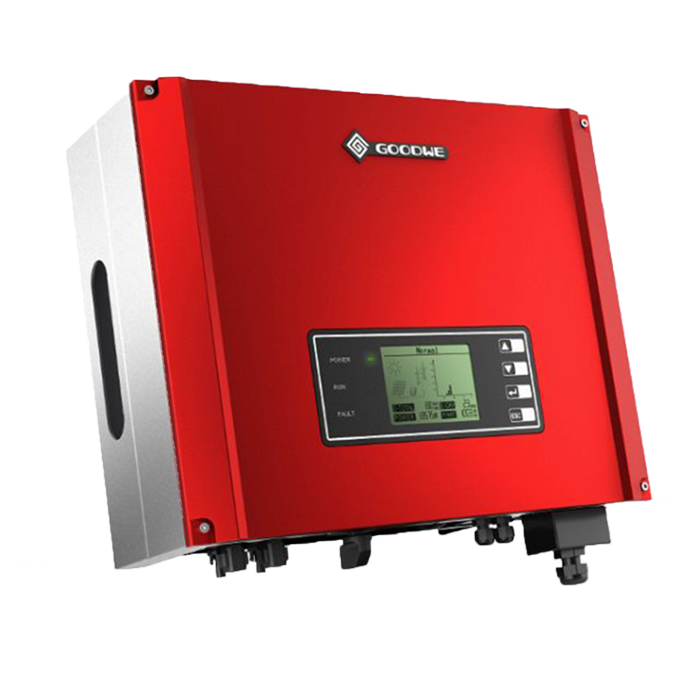 Goodwe S-DT 3-phase inverter by PSW Energy