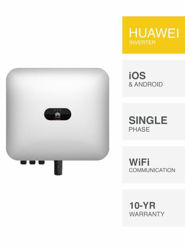 Huawei SUN2000-L1 PSW Energy