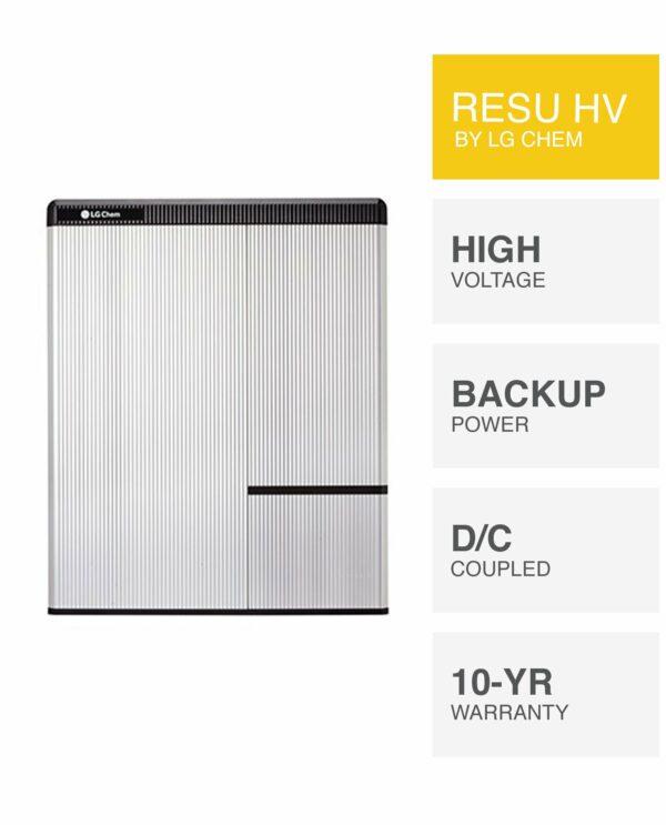 LG Chem RESU HV Battery by PSW Energy