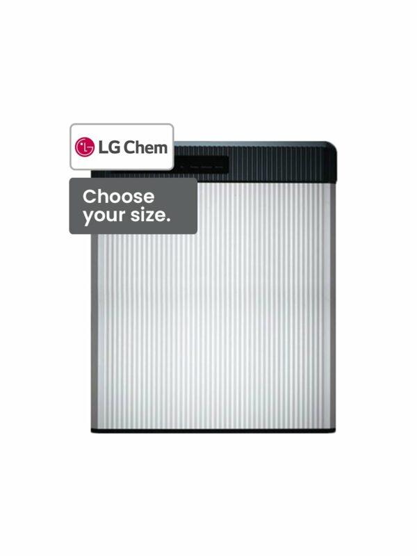 LG Chem RESU LV Batteries by PSW Energy