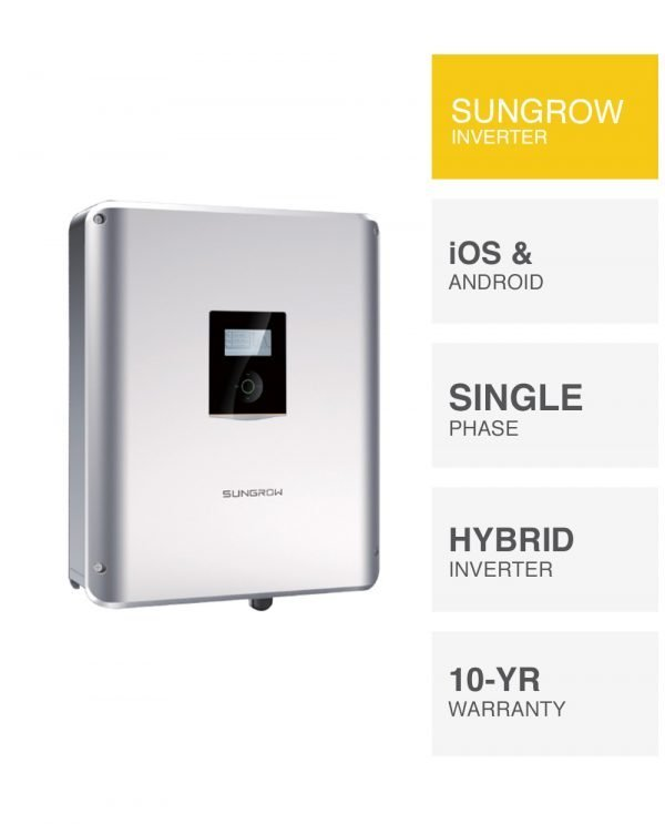 Sungrow Hybrid Inverter Replacement by PSW Energy