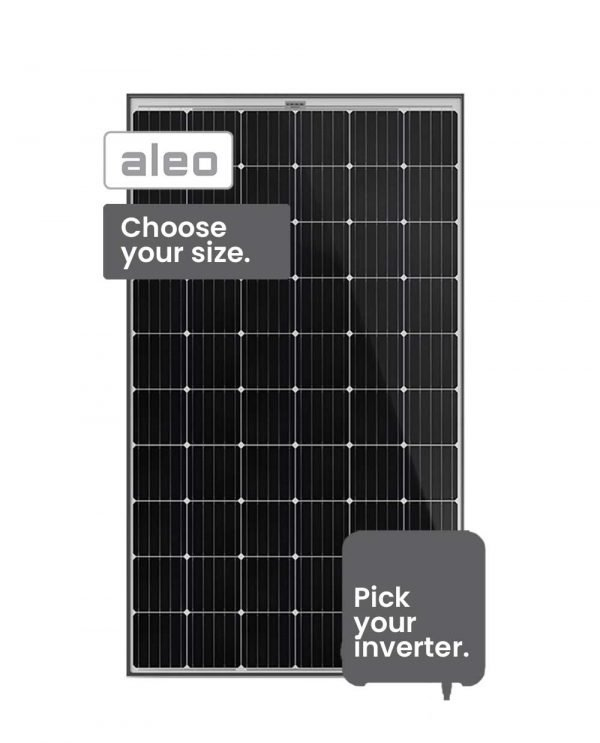 German Solar System 3-6 kW