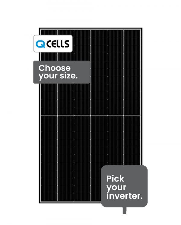 QCells QPeak Duo ML-G9+ 10-13kW System