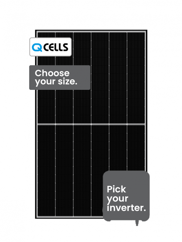 QCells QPeak Duo ML-G9+ 6.6kW System