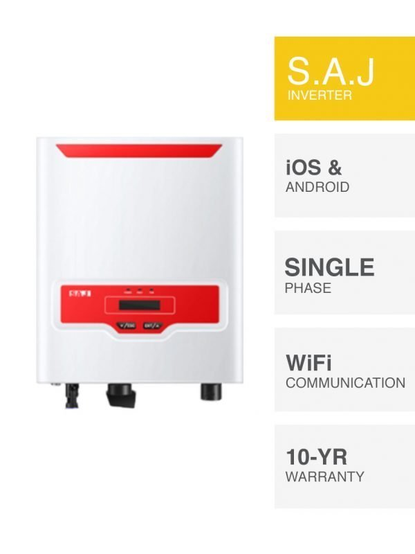 S.A.J Uno Plus Inverter by PSW Energy
