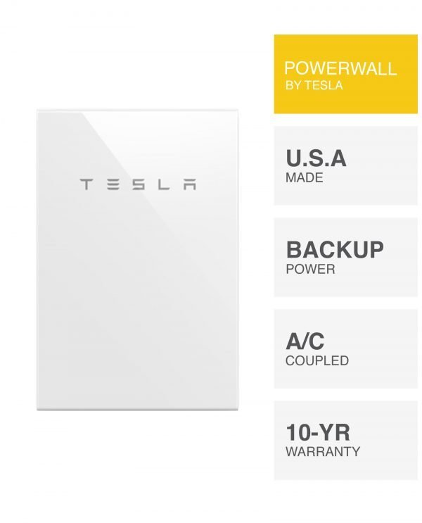 Tesla PowerWall by PSW Energy