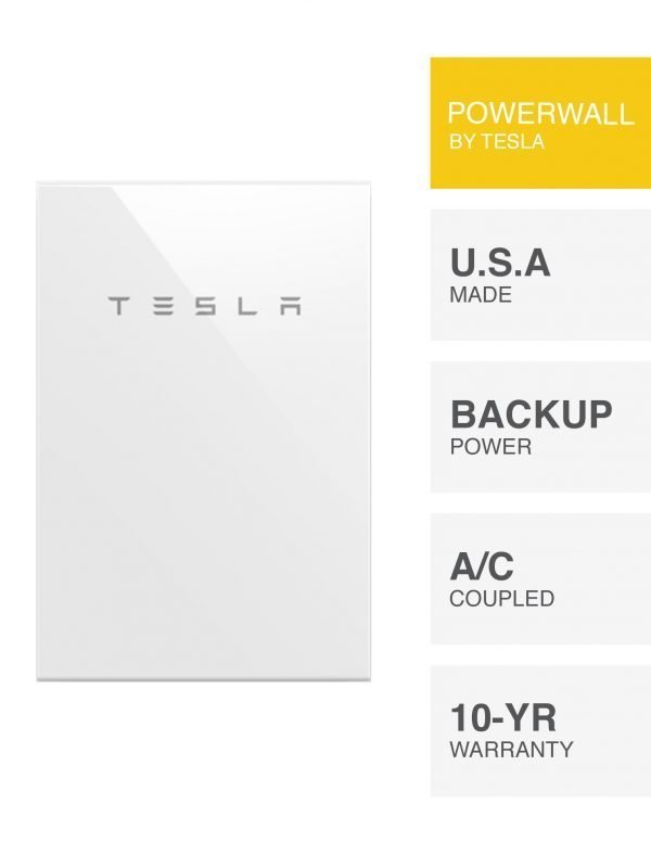 Tesla PowerWall by PSW Energy