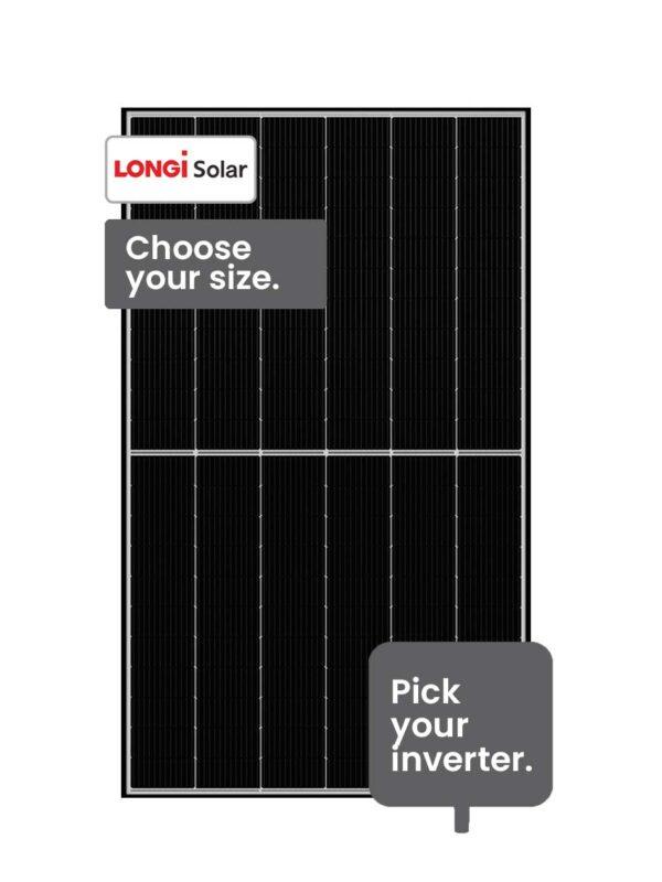 Longi Solar System 10-13kW Featured Image