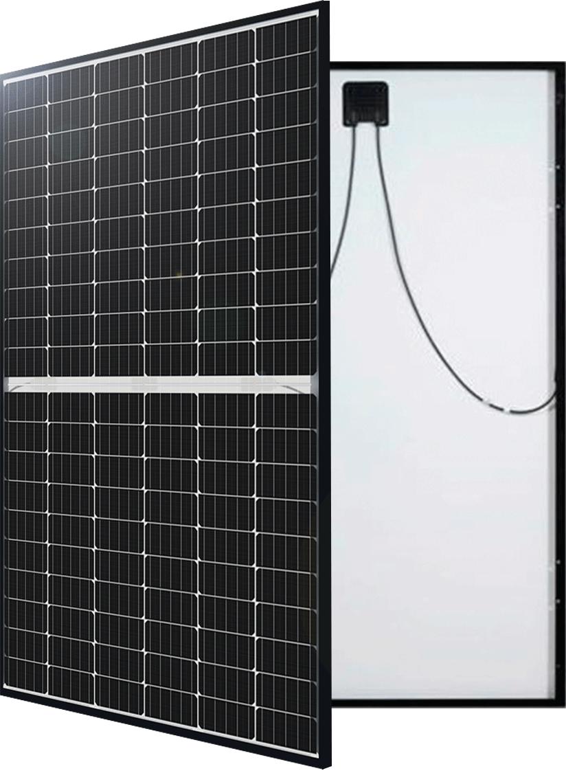 LONGi Solar System by PSW Energy