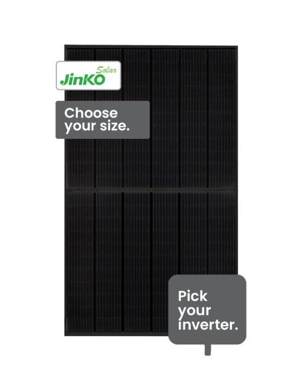 Jinko Tiger Solar System 10-13 kW