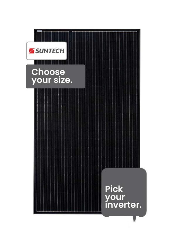 Suntech Solar System by PSW Energy