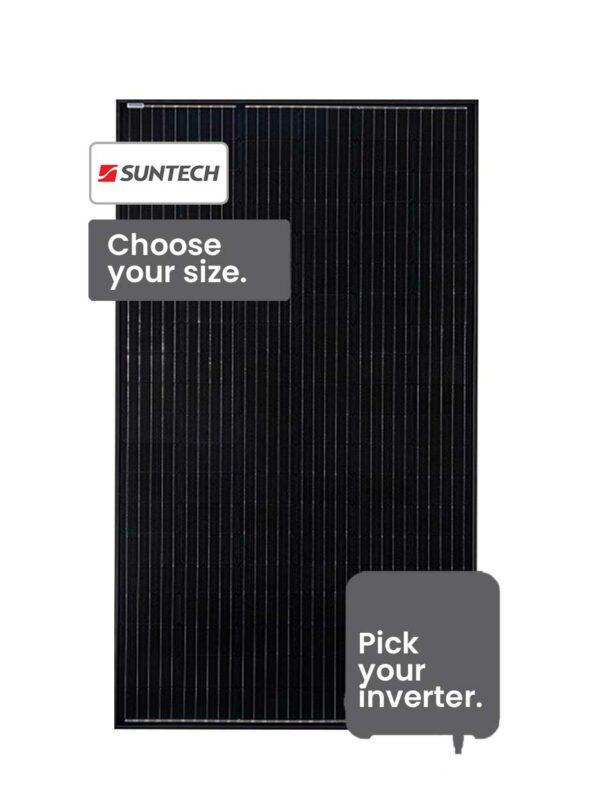 Suntech Solar System by PSW Energy