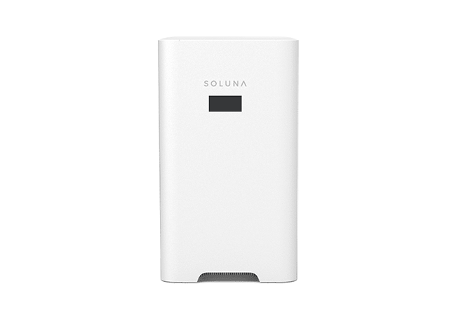 Soluna Power Bank Solar Battery by PSW Energy