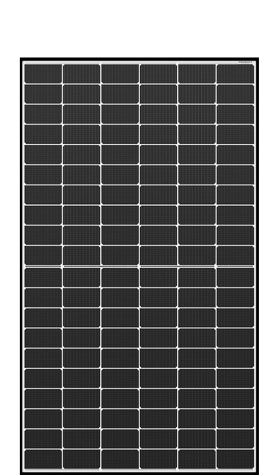 LG Mono X Solar Panel by PSW Energy