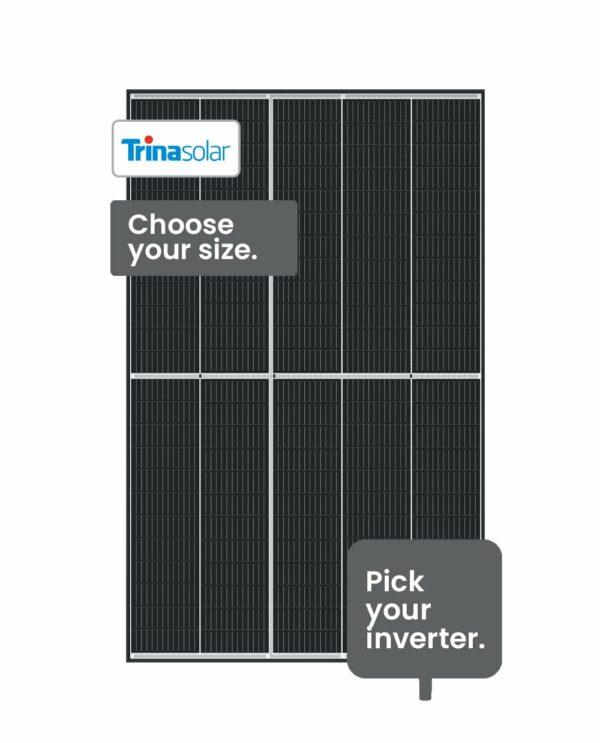 Trina Vertex-S 10kW-13kW Solar System by PSW Energy