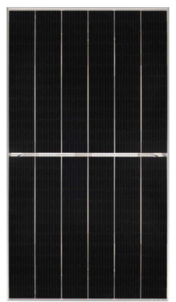 Jinko Tiger 390W Solar Panel Image