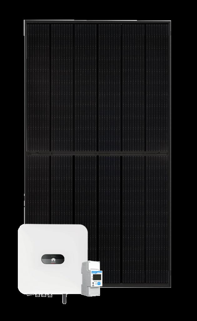 Jinko-Huawei-with-Smart-Meter