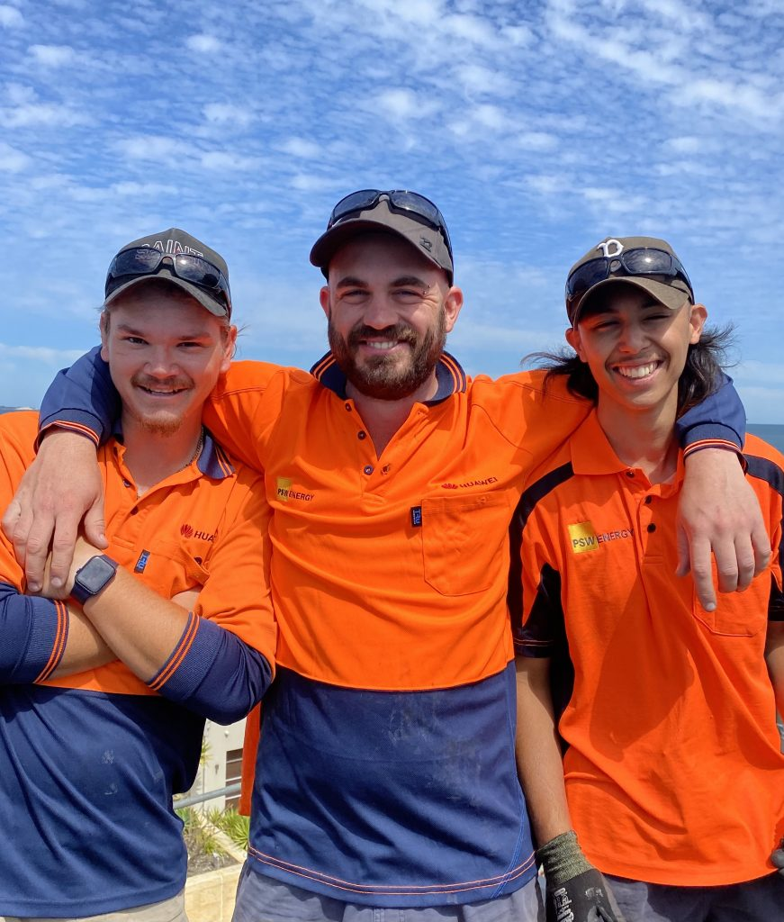 About - PSW Energy & Perth Solar Warehouse Team