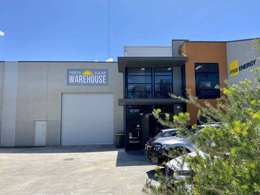 Perth Solar Warehouse & PSW Energy